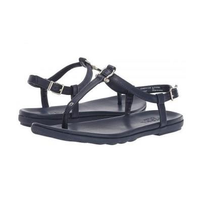 Sperry スペリー レディース 女性用 シューズ 靴 サンダル Saltwater Sandal Buckle - Navy