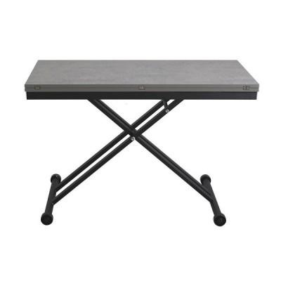送料無料 リフトテーブル リート 110cm