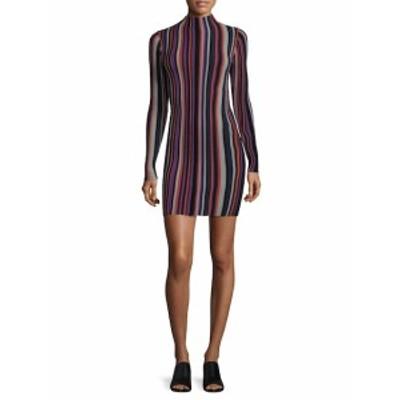 トーンバイ ロニー コボ レディース ワンピース Stripe Sheath Dress