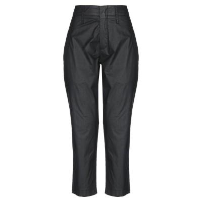 テーラ TELA パンツ ブラック 44 コットン 100% パンツ