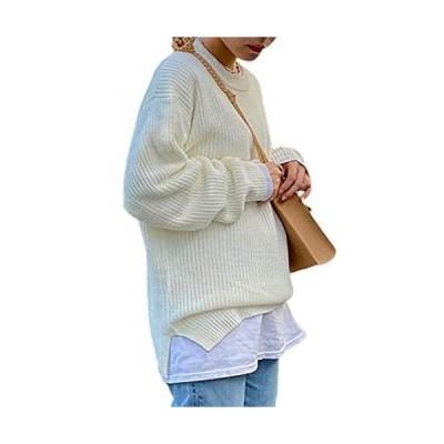 [ウィゴー] アゼアミ セーター ニット メンズ S ホワイト