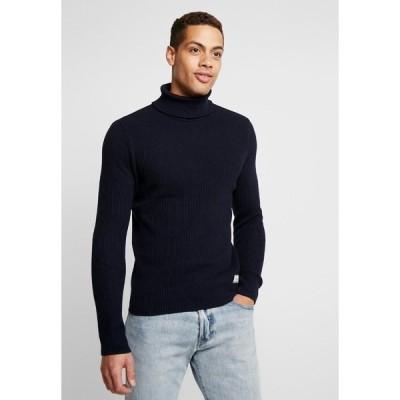 ピアワン ニット&セーター メンズ アウター Jumper - dark blue