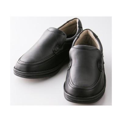 紳士靴 カジュアルシューズ 旅日和 (Tabibiyori) (メンズ) TB-7847 ブラック アシックス商事 送料無料(一部地域除く)