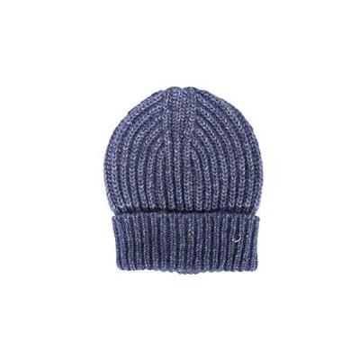 [JACOB COHEN] ヤコブコーエン ニット帽 メンズ 秋冬 ブルー 青 JH031 [21576] [並行輸入品]