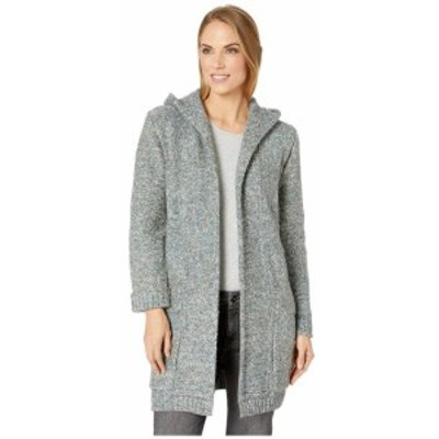 NIC+ZOE ニックゾー 服 スウェット Cloud Cover Cardy