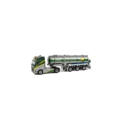 Schimmel Scherpenzeel ボルボ FH2 Globetrotter XL Tanker Liquid Manure  3軸 /WSIダブリューエスアイ 1/50   9650