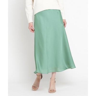 スカート シアーマーメイドスカート