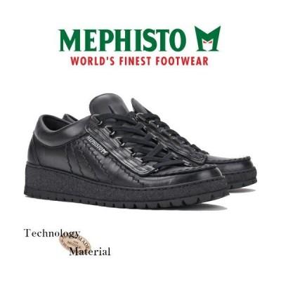 10%off MEPHISTO JAPAN メフィスト ジャパン 正規取扱い RAINBOW HERITAGE BLACK 靴 メンズ 本革 ポルトガル製 【沖縄・離島は送料無料対象外】