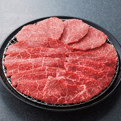 あしや竹園 神戸牛赤身焼肉セット500g
