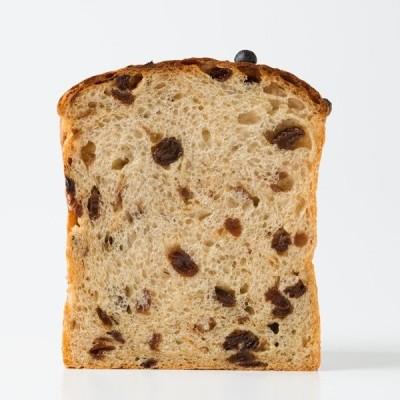 ラムレーズン食パン〔スペシャル〕 1斤 食パンを極める NBIベイカーズ