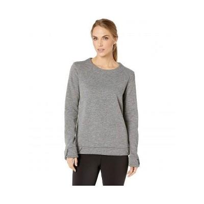 FIG Clothing フィグ レディース 女性用 ファッション セーター Hux Sweater - Heather Grey