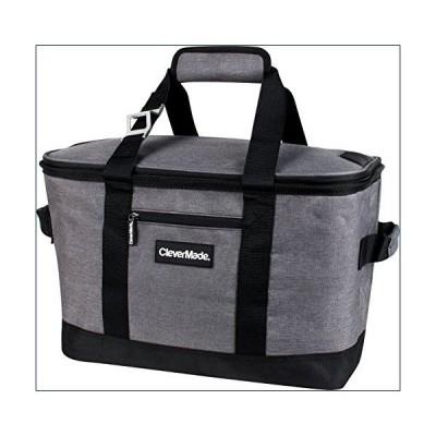 CleverMade SnapBasket Cooler スナップ クーラー バスケット クーラーバッグ 0587123 (グレー)