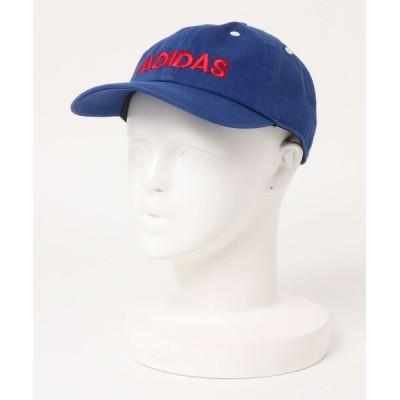OVERRIDE / 【adidas】ADB LINEAR CT-TWILL CAP MEN 帽子 > キャップ