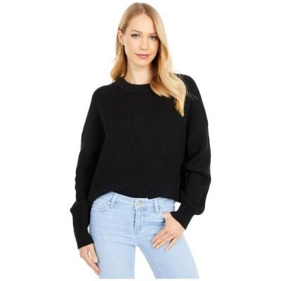 マイケルスターズ レディース ニット・セーター アウター Richie Boxy Crew Neck Pullover Sweater