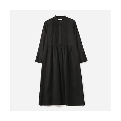 <HOUSE OF LOTUS(Women)/ハウス オブ ロータス> ピンタックシャツドレス ブラック(95)【三越伊勢丹/公式】