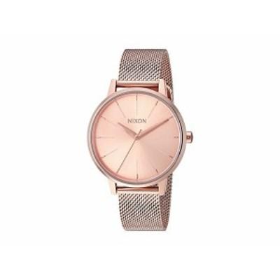 ニクソン レディース 腕時計 アクセサリー Kensington Milanese All Rose Gold