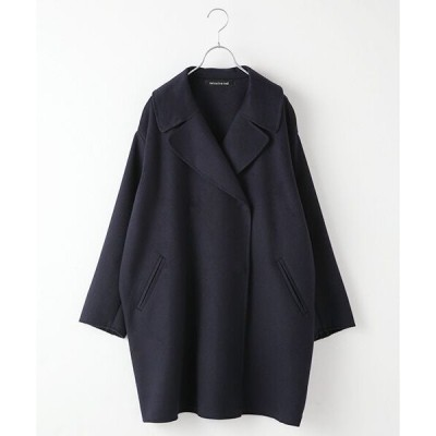 MARcourt / マーコート wide pea coat