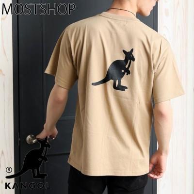 KANGOL/カンゴール 別注 Tシャツ メンズ 半袖 ビッグシルエット オーバーサイズ ワイド カットソー 男女兼用 ユニセックス 新作 ブランド ロゴプリント
