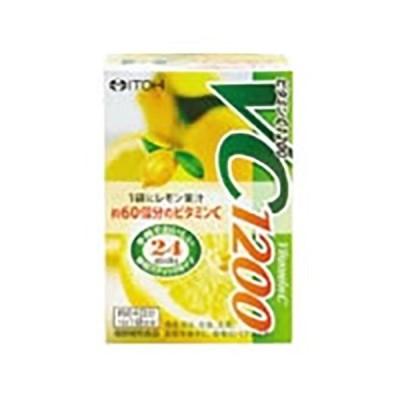 井藤漢方 ビタミンC1200 顆粒スティック 2g×24袋