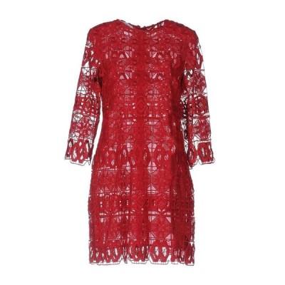 DONDUP チューブドレス ファッション  レディースファッション  ドレス、ブライダル  パーティドレス レッド