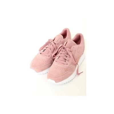 Sneakers Selection CLLTHRDOUBLEEF ローズ/ホワイト