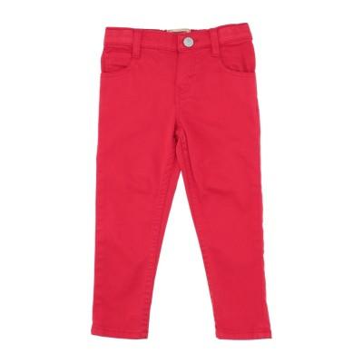 LEVI' S パンツ レッド 24 コットン 98% / ポリウレタン 2% パンツ
