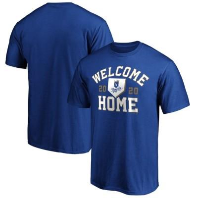 カンザスシティ・ロイヤルズ Fanatics Branded Welcome Home T-シャツ - Royal