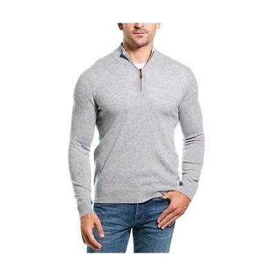 メンズ ファッション  Mette 1/4-Zip Cashmere Sweater