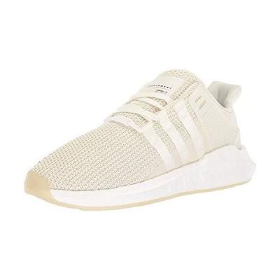 adidas Originals Men's EQT Support 91/17 Running Shoe, Off-White/Off-White/White, 7 M US
