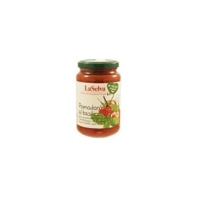 ラセルバ オーガニックパスタソース トマト&バジル ( 340g )/ ラセルバ