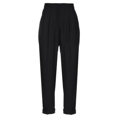 8PM パンツ ブラック S ポリエステル 100% パンツ