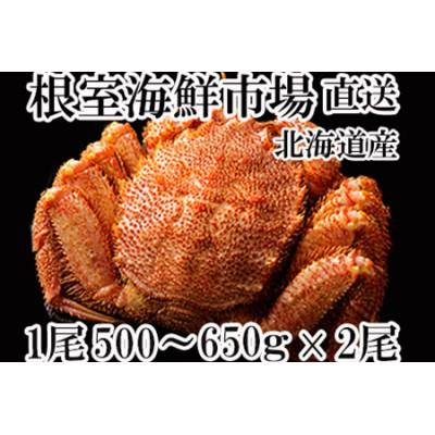 <12月6日決済分まで年内配送> ボイル毛がに500~650g×2尾 C-11003