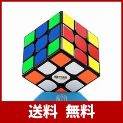 QiYi Thunderclap 3x3 V3 M マジックキューブ 魔方 磁石内蔵 【6面完成攻略書付き】立体パズル ポップ防止 (ステッカー)