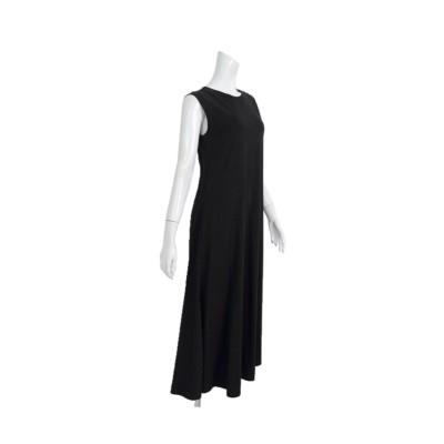 MARTHA(マーサ) コットンジャージーフレアーロングワンピース (ワンピース)Dress