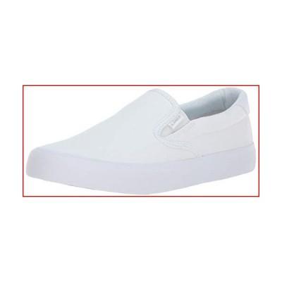 Lugz Women's Clipper Sneaker, White, 7 M US【並行輸入品】