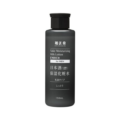 菊正宗 日本酒保湿化粧水 しっとり男性用 150ml