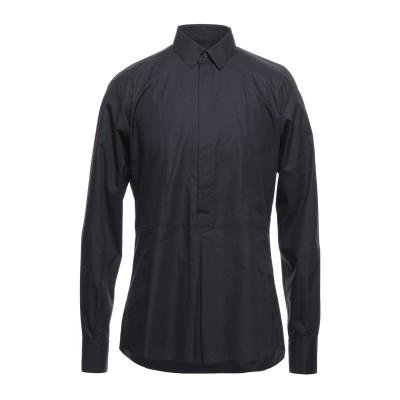 ドルチェ & ガッバーナ DOLCE & GABBANA シャツ ブラック 40 コットン 100% シャツ
