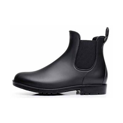 [EmiShoes] レインシューズ レインブーツ メンズ レディース ショット雨靴? 短靴 男女兼用 おしゃれ 晴れの日に?