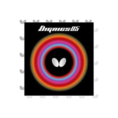 バタフライ(Butterfly) 卓球 ラバー ディグニクス 05 ハイテンション 裏ソフト 06040 レッド 特厚