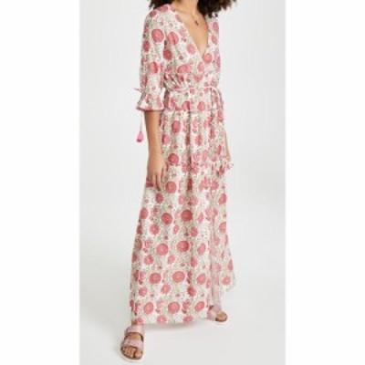 プラヤ ルシラ Playa Lucila レディース ワンピース ワンピース・ドレス Cotton Dress Pink Floral