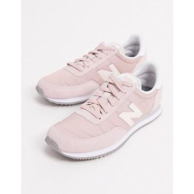 ニューバランス New Balance レディース スニーカー シューズ・靴 720 trainers in pink