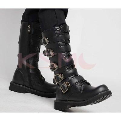 ワークブーツ メンズ ロングブーツ ハイカット  シューズ メンズ靴 エンジニアーツ 大きいサイズ 歩きやすい 2020秋冬新作