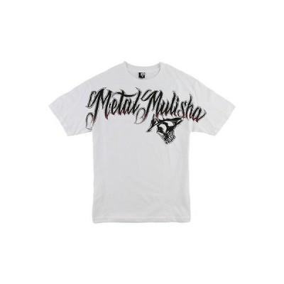 メタルマリーシャ Tシャツ シャツ トップス 半袖 長袖 Metal Mulisha - Metal Mulisha Tシャツ - Marked