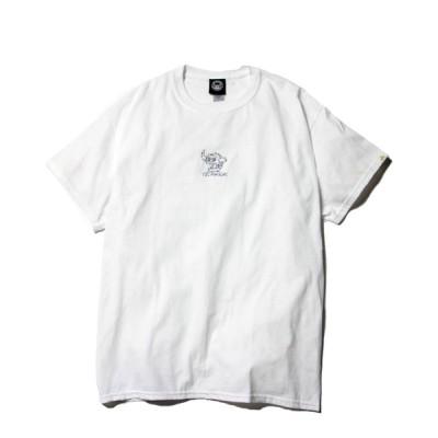tシャツ Tシャツ toymachine トイマシーン / DEAD MONSTER GRADATION EMBRO SST デッドモンスターグラデー