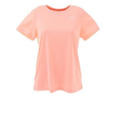 プーマ(PUMA)トレーニングTシャツ 520659 03 PNK 半袖