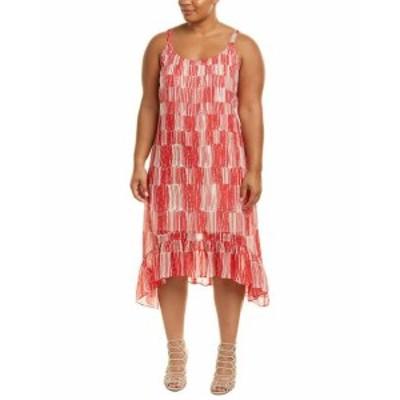 NIC+ZOE ニックゾー ファッション ドレス Nic+Zoe Plus Midi Dress 1X
