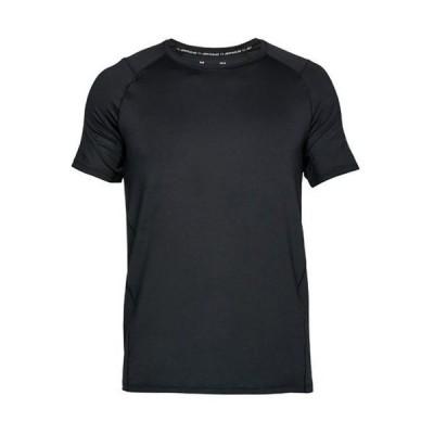 【クーポン発行中】 アンダーアーマー UNDER ARMOR メンズ トレーニングウェア Tシャツ UA HIIT 2.0 SS 1306428 001 BLK/SLG