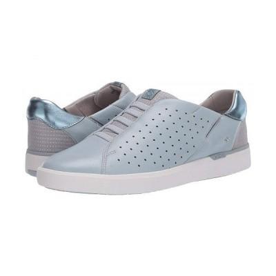 KIZIK レディース 女性用 シューズ 靴 スニーカー 運動靴 Miami Hands Free - Pearl Blue