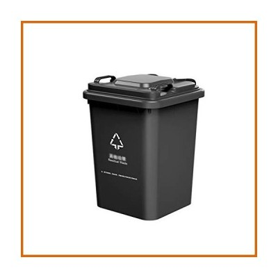 送料無料 Separate Recycling Bin with Lid Trash Can with Wheel Recycle Garbage Sorting Container Organizer 32L 50L 100L 120L 240L (Color