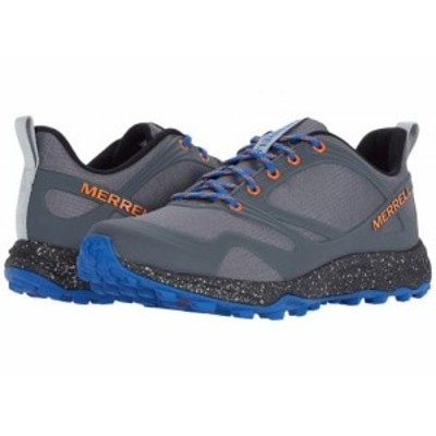 Merrell メレル メンズ 男性用 シューズ 靴 ブーツ ハイキング トレッキング Altalight Rock/Exuberance【送料無料】